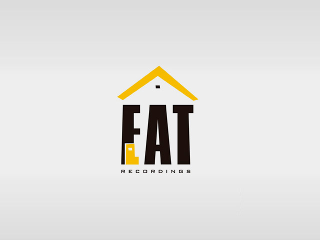 Логотип интернет-лейбла «Fat Flat Recordings»